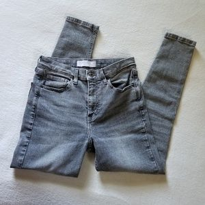 NWOT Topshop Jamie High Waisted Jeans